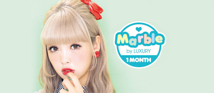 Marble by LUXURY 1 Month