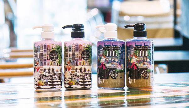 表参道の人気ヘアサロンU-REALM ×美のカリスマ明日花キララ「U-REALM Shampoo&Treatment」 2020年2月より販売開始!